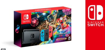 Nintendo Announces Two Holiday Bundles for 3DS and Switch