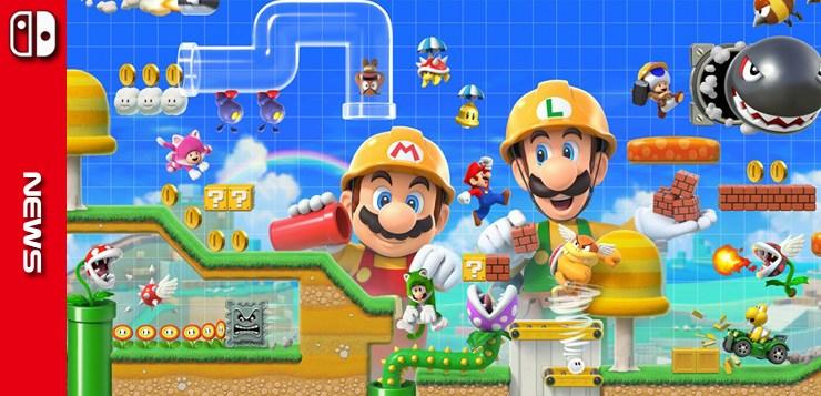 Super Mario Maker 2 Gets Release Date!