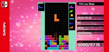 Nintendo Has Announced Tetris 99 Paid DLC Available