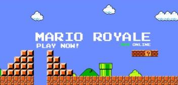 Fan Made Super Mario Bros. Battle Royale