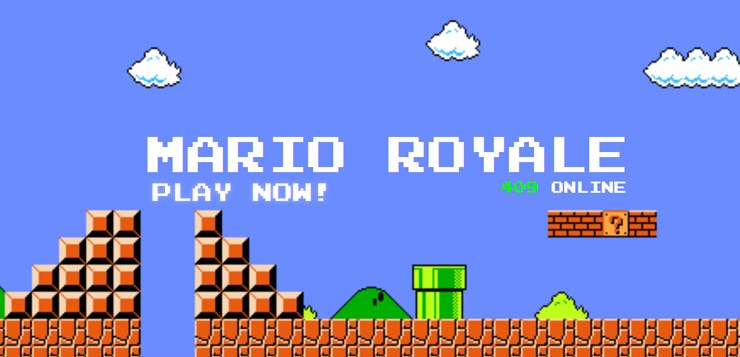 Fan Made Super Mario Bros. Battle Royale