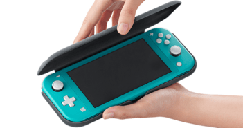 Switch Lite Flip Cover Coming To North America