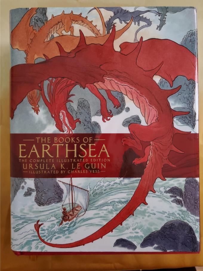 Review of The Books of Earthsea: The Complete Illustrated Edition
