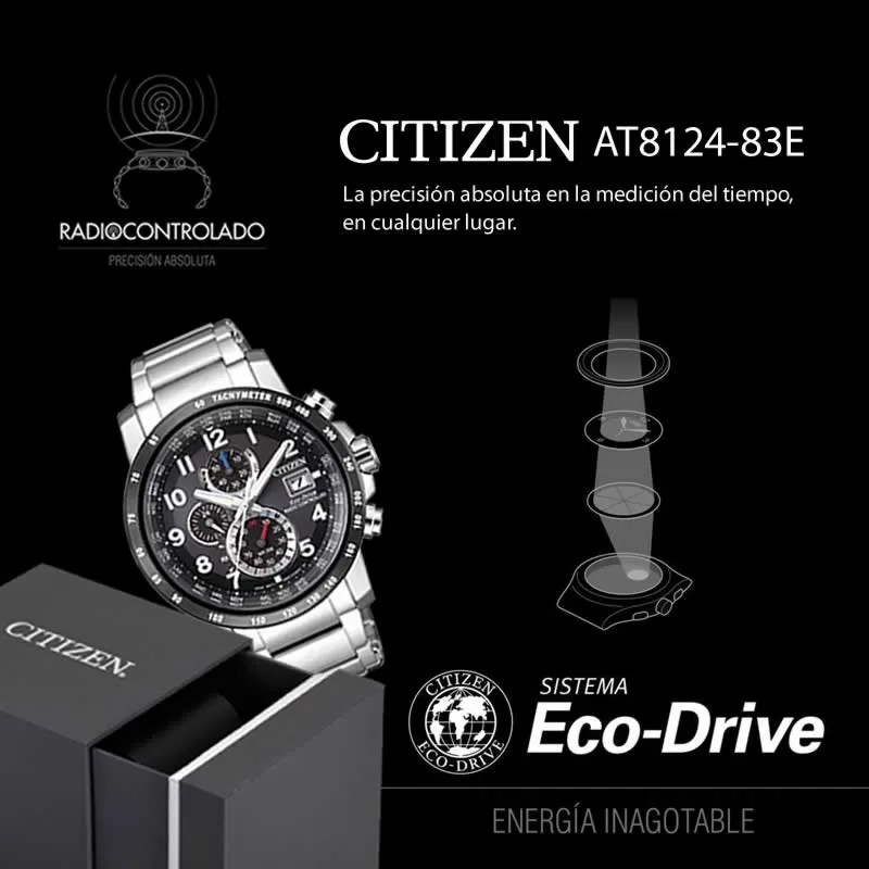 Citizen at8124-83e
