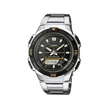Reloj Casio AQ-S800WD-1EVEF de hombre con caja y brazalete de acero
