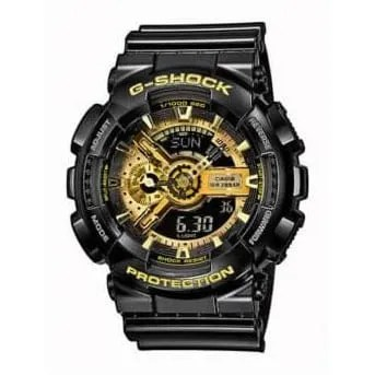 Reloj Casio GA-110GB-1AER de hombre NEW con caja y correa de resina negra G-SHOCK