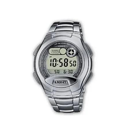 Reloj Casio W-752D-1AVES de hombre NEW con caja de resina y brazalete de acero Casio Collection
