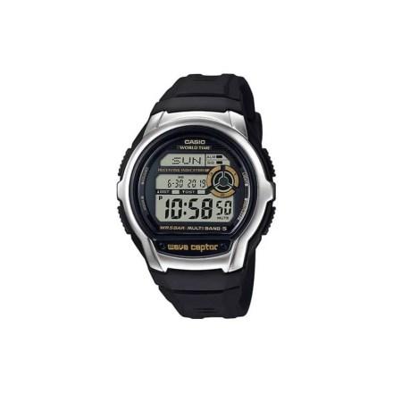 Reloj Casio WV-M60-9AER de hombre NEW con caja de acero-resina y correa de caucho Wave-Ceptor