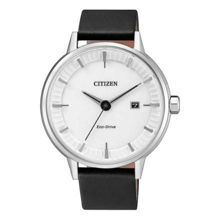 Reloj Citizen BM7370-11A de hombre NEW con caja de acero y correa de piel Eco-Drive