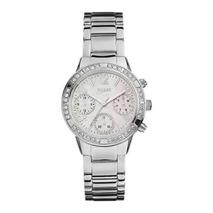 Reloj Guess W0546L1 de mujer NEW con caja y brazalete de acero multifunción y  Swarovski
