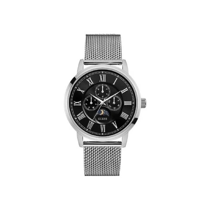 Reloj Guess W0871g1 De Hombre New Con Caja Y Brazalete De