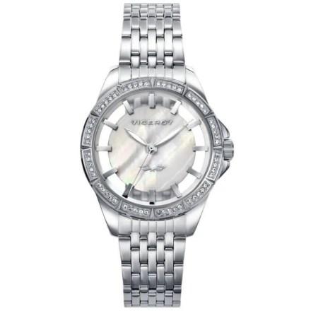 Reloj Viceroy 40936-07 de mujer NEW con caja y brazalete de acero colección Antonio Banderas