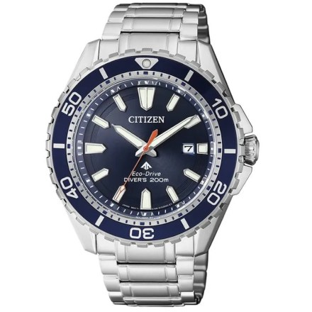 Reloj Citizen BN0191-80L de hombre NEW con caja y brazalete de acero Promaster Diver Eco-Drive