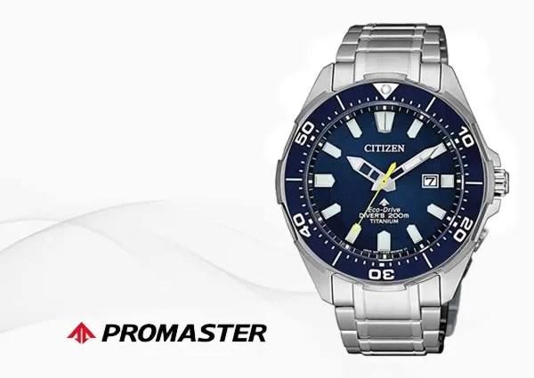 Colección Pro-Master Citizen BN0201-88L