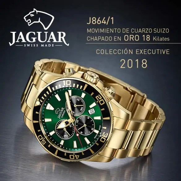 Banner reloj Jaguar J861-1