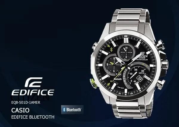 Reloj Casio EQB-501D-1AMER