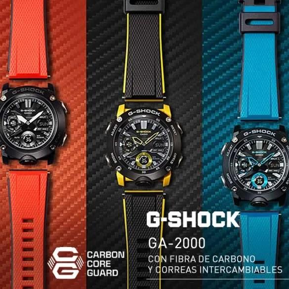 Banner Casio G-Shock