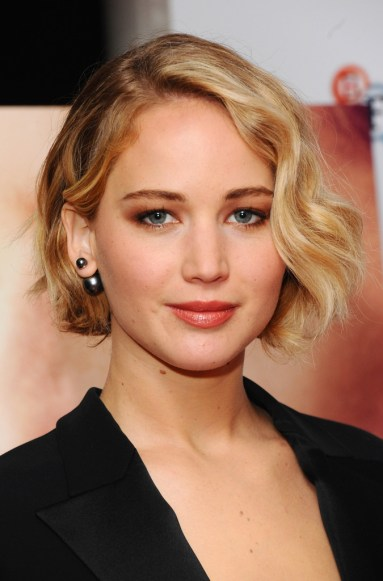 Jennifer Lawrence Earring dior