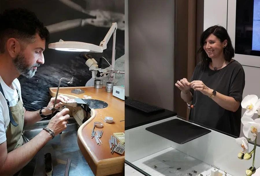 joyería en Zaragoza taller de joyas