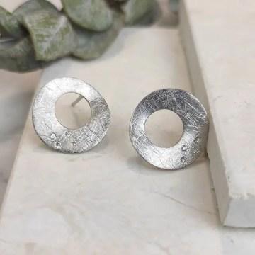 pendientes-de-plata-eclipse-cuajado