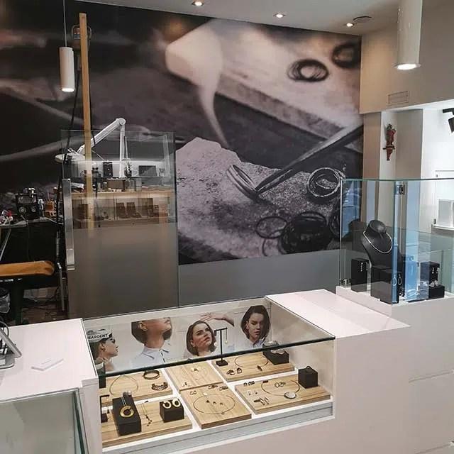 taller artesanal de joyería en Zaragoza