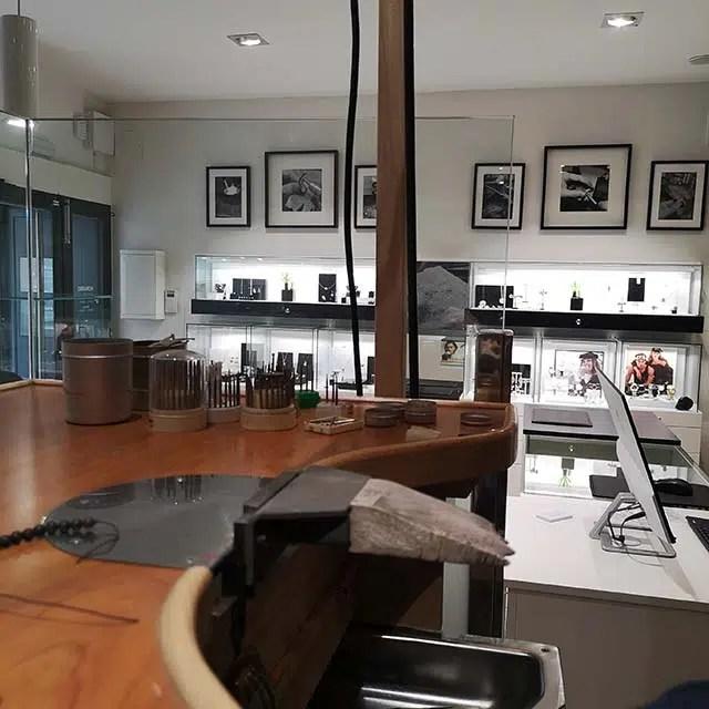 taller de joyas de diseño en Zaragoza