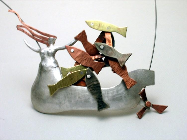 Vicky Biagiola - Colgante Abundance