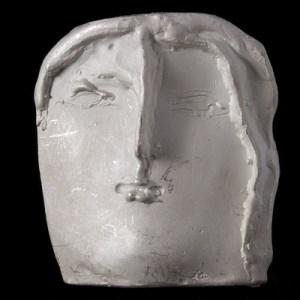 Cabeza romana 1972 Colgante de plata