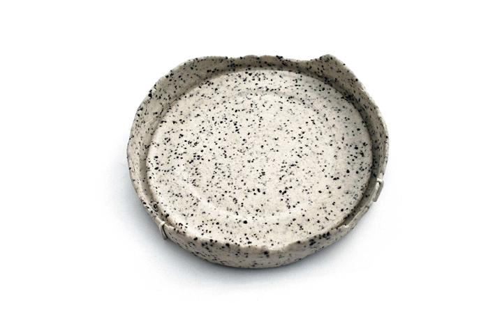 Broche Irupé #1. Porcelana, a