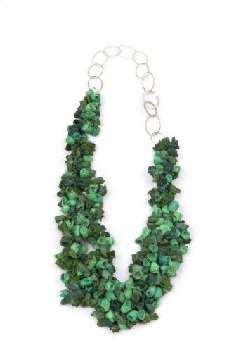 María Carelli - Verde por florecer, verde que aún no madura