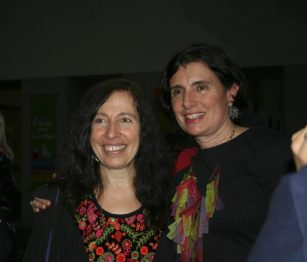 Vicky Biagiola y Paula Isola