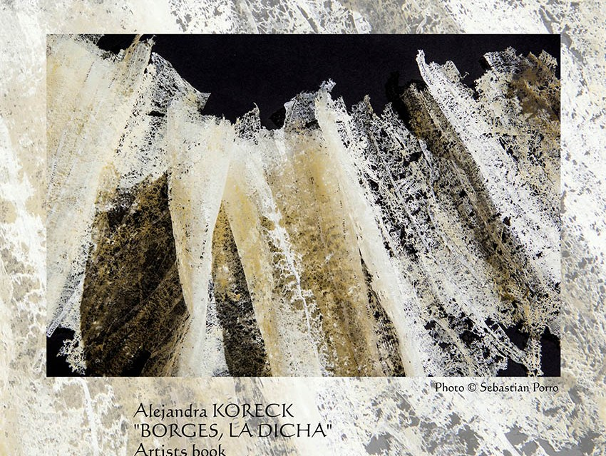 Obra de Alejandra Koreck en Taiwan