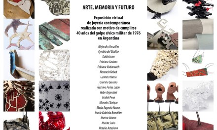 """Invitación a la exposición virtual """"40 años – arte, memoria y futuro"""""""