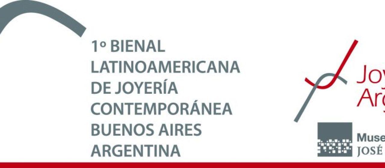 """Seleccionados a la 1º Bienal Latinoamericana de Joyería Contemporánea """"Puentes"""""""
