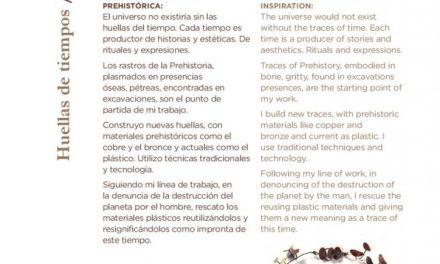 """""""Joya. La inspiración en el pasado"""", exposición en Burgos con la participación de Mabel Pena"""