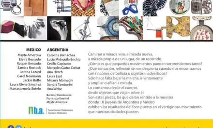 Lo inesperado de lo cotidiano, exposición de joyeras argentinas y mexicanas en el C.C.Recoleta