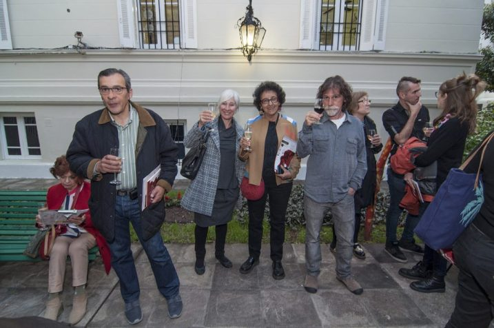 Roxana Casale, Graciela Lescano, Marcelo L'Eveque