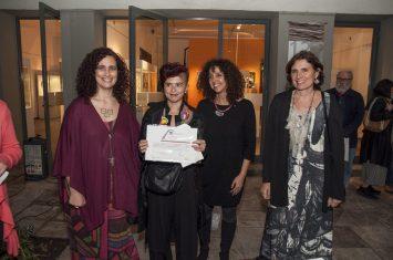 Laura Giusti, Jessica Morillo, Felicitas Luna y Paula Isola