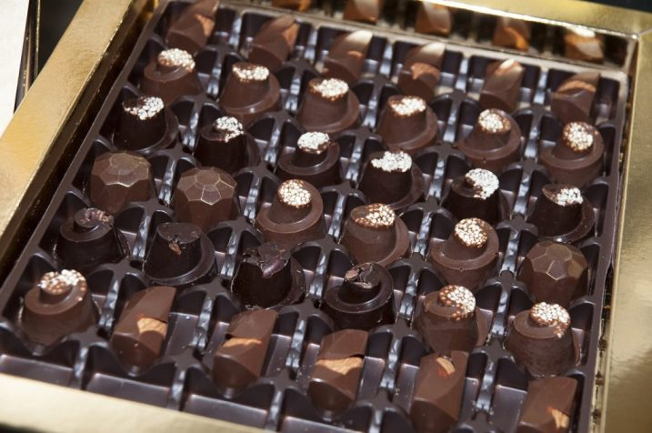 Chocolate de Tiegel chocolatier