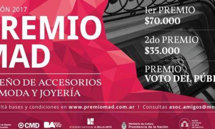 Convocatoria: Premio MAD Diseño de Accesorios de Moda y Joyería