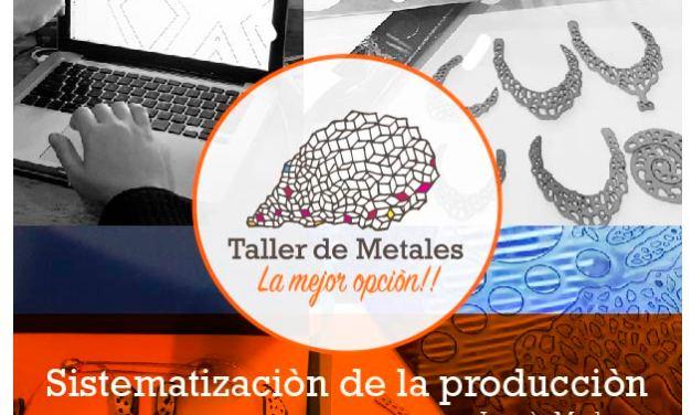 Sistematización de la producción: super taller de colecciones