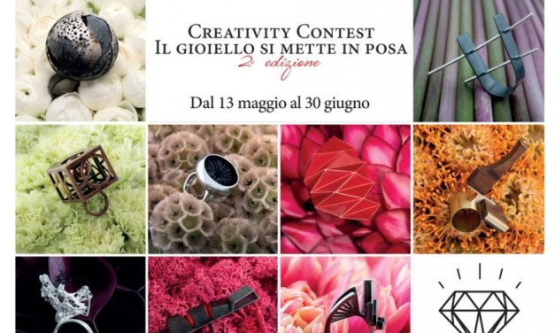 "Mabel Pena y Rafael Alvarez en ""Creativity Oggetti"", Italia"