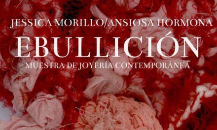 Ebullición, exposición de Jessica Morillo en el José Hernández