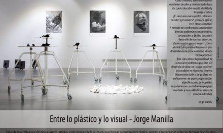 Workshop de Jorge Manilla en Buenos Aires – Entre lo plástico y lo visual