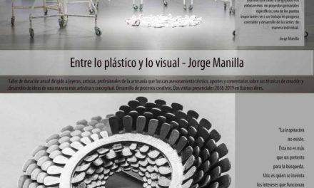 Workshops de Nuria Carulla y Jorge Manilla en Buenos Aires