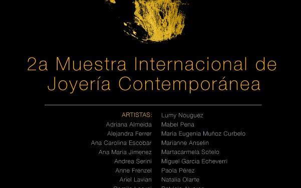 Inauguró Huella, exposición internacional de joyería en Colombia