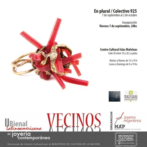 """Colectivo 925 - Expo """"En plural"""""""
