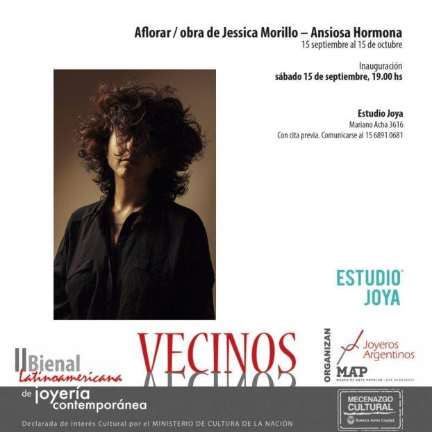 Aflorar - Jessica Morillo
