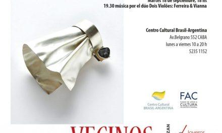 """Bienal 2018: expo """"Aquilo que abraça"""", joyería contemporánea brasileña"""