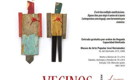 Bienal 2018: Por qué hacer joyería contemporánea, charla de Jorge Castañón